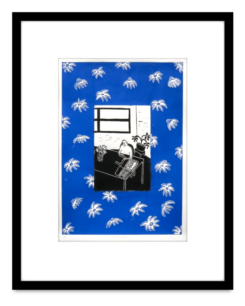 Image of Poppy Williams '10,000 piece puzzle' - Original work on paper 2019