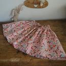 Image 1 of jupe en liberty betsy ecureuil