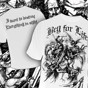 "Image of ""Demons"" T-shirt"