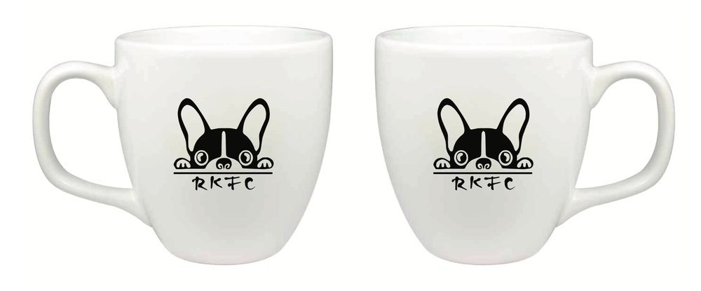 "Image of ""BELFAST MUG"" (Ltd Edition) - RKFC ""Weekly Chat"" Bundle for TWO"