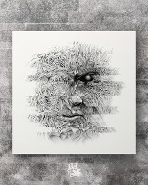 Image of IDLE<br/> Variant<br/> <small>Limited Edition Screen Print</small>