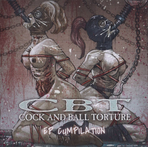 Image of Cock And Ball Torture ‎– EP Cumpilation CD