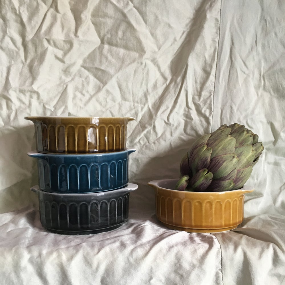Image of Set of four bowls