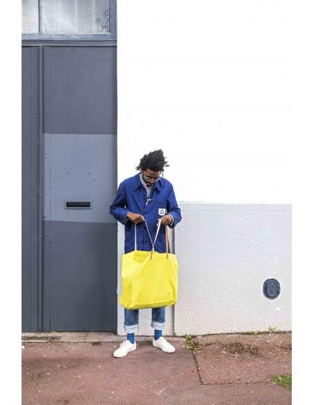 Image of Shopping Bag Iona Bergamote