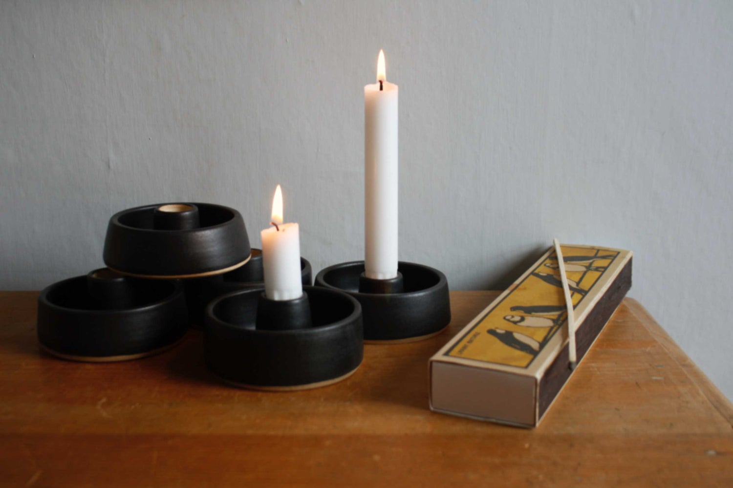Image of COAL candlestick