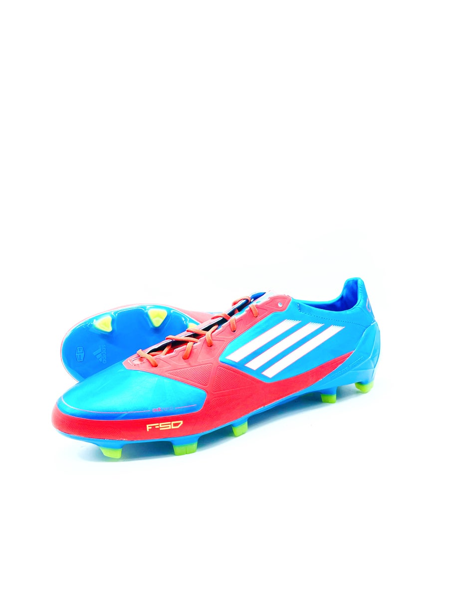 Image of Adidas F50 adizero Blue red FG