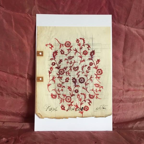 Image of Textile design three
