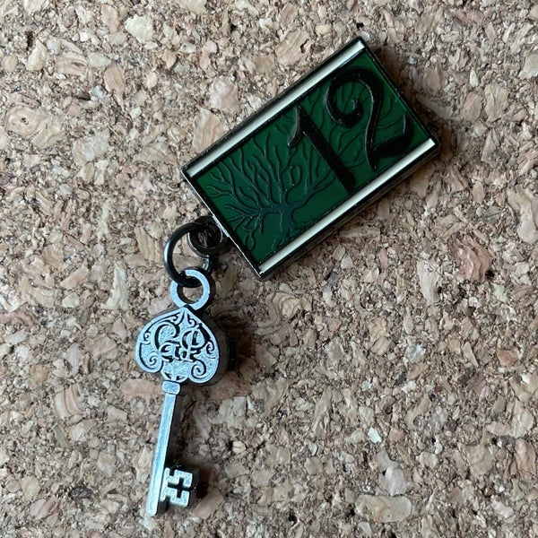 Image of Grimmauld Key Pin