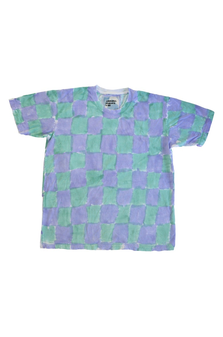 Image of purple celadon tshirt L