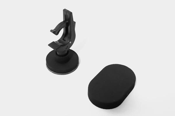Image of Tonearm Rest Cap PT01 + Arm Rest Pro