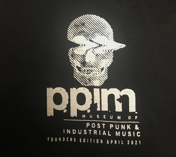 Image of Founders Edition Museum of Post Punk and Industrial Shirt