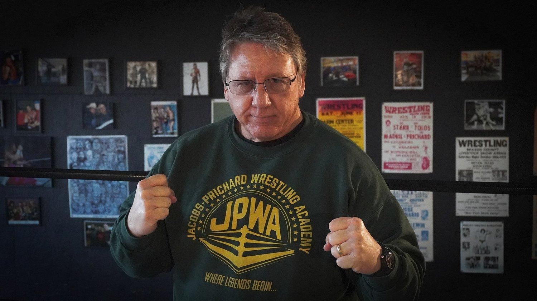 Image of Dr Tom Prichard - Online Pro Wresting Coaching Seminar: April 24th, 7pm UK / 2pm EST