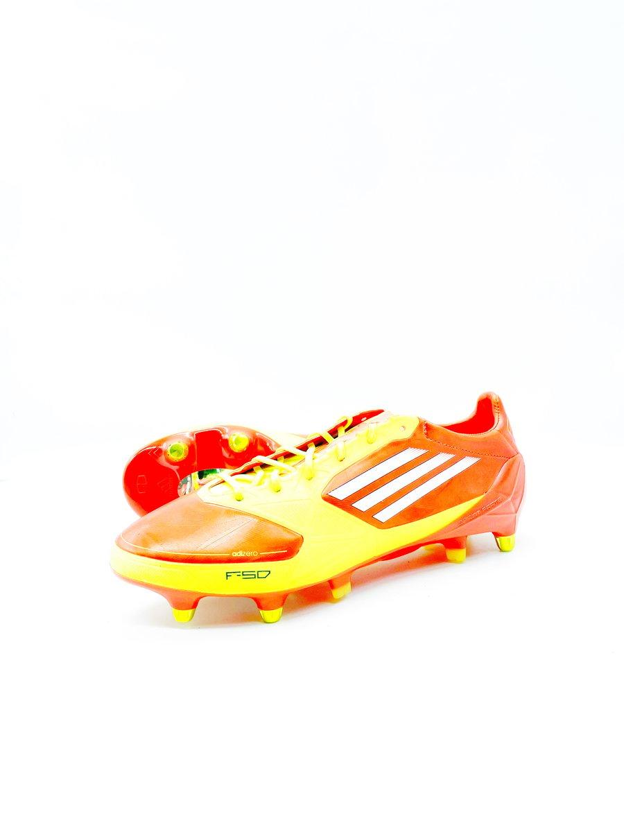 Image of Adidas F50 adizero Yellow/orange SG