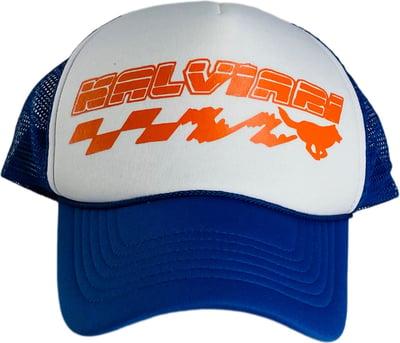 Image of KALVIARI KUANTUM LEAP TRUCKER HAT (SHEA)