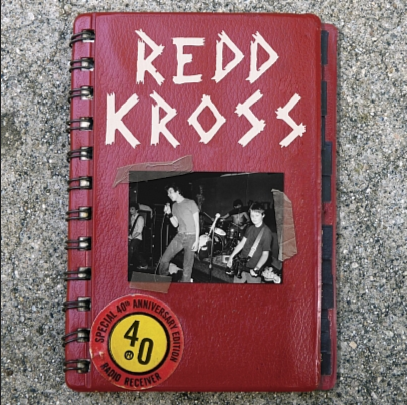 Image of Redd Kross - Red Kross EP 40th Ann.