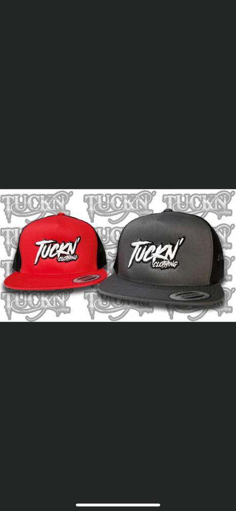 Image of Tuckn' font 2 mesh