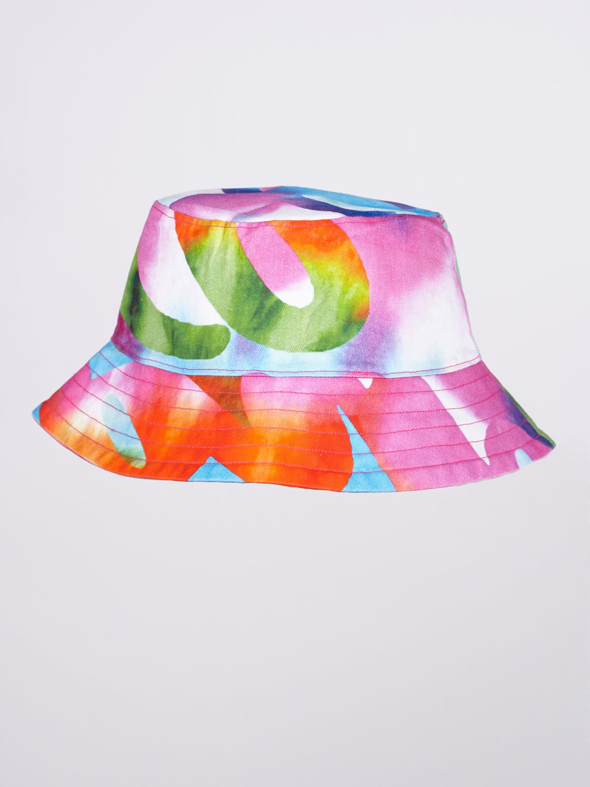 Image of SUNDAY Tie Dye Print Bucket Hat