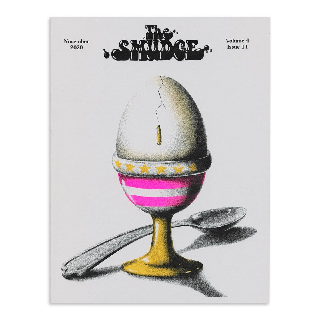 Image of The Smudge/ November 2020 – Volume 4, #Issue 11