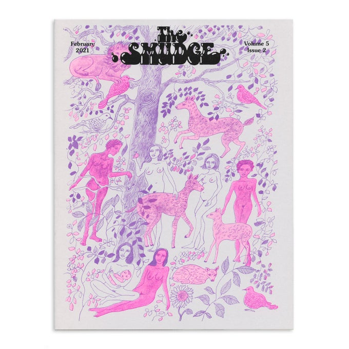 Image of The Smudge/ February 2021 – Volume 5, #Issue 2
