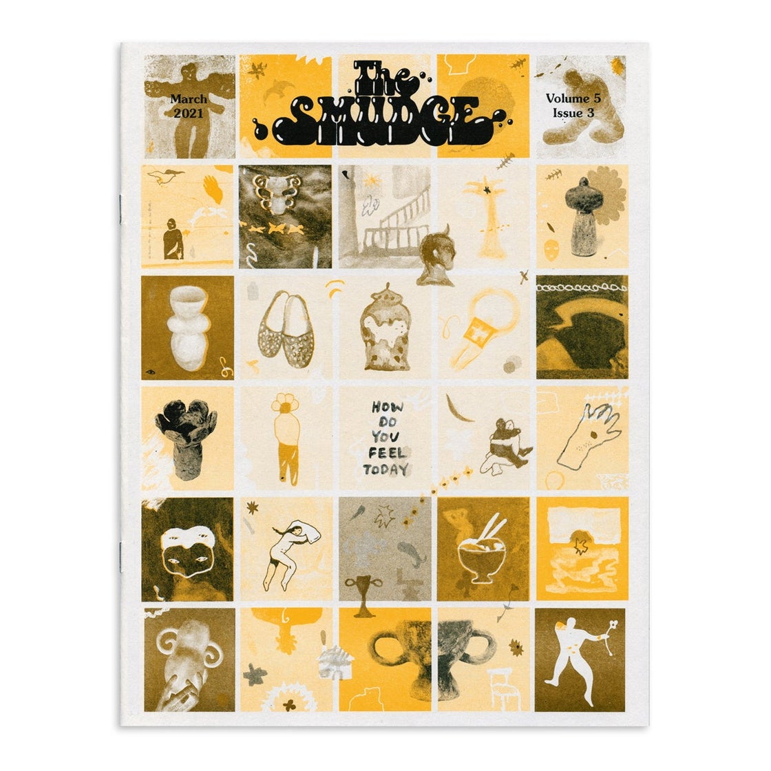 Image of The Smudge/ March 2021 – Volume 5, #Issue 3