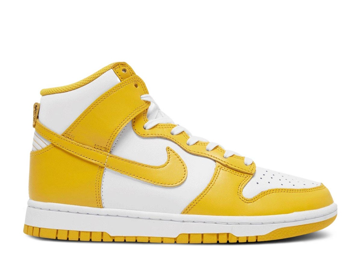 Image of WMNS DUNK HIGH 'DARK SULFUR'