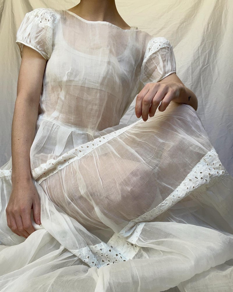 Image of Romantic Tulle Dress