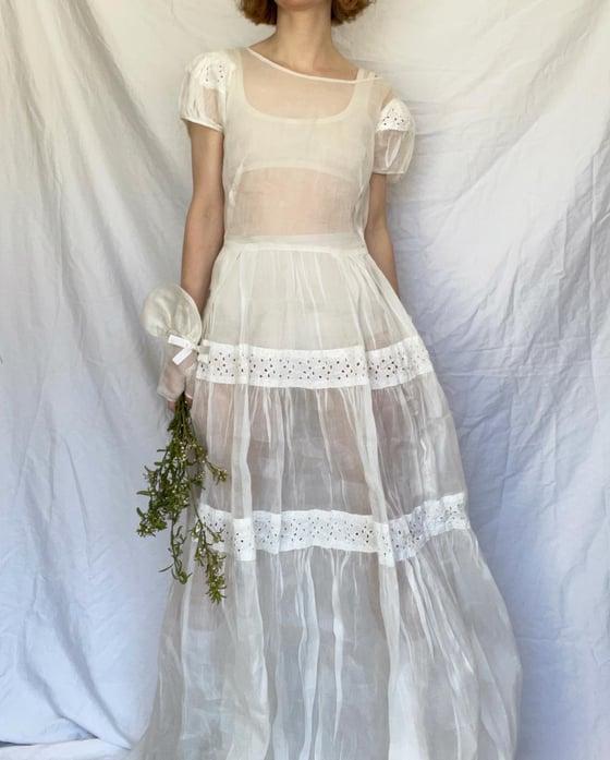 Image of Romantic Tulle Dress