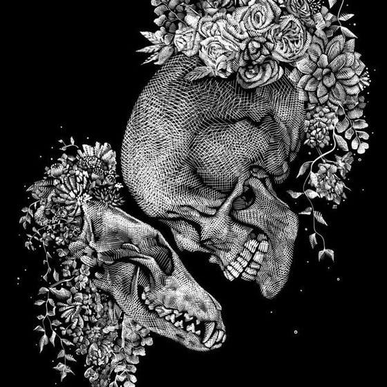 Image of 'Beloved Companion' - Print