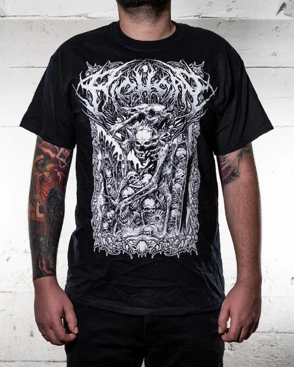 PIGHEAD Piggrinder T-Shirts