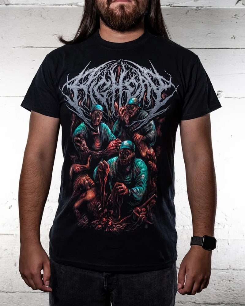 Image of PIGHEAD - Until All Flesh Decays T-Shirt