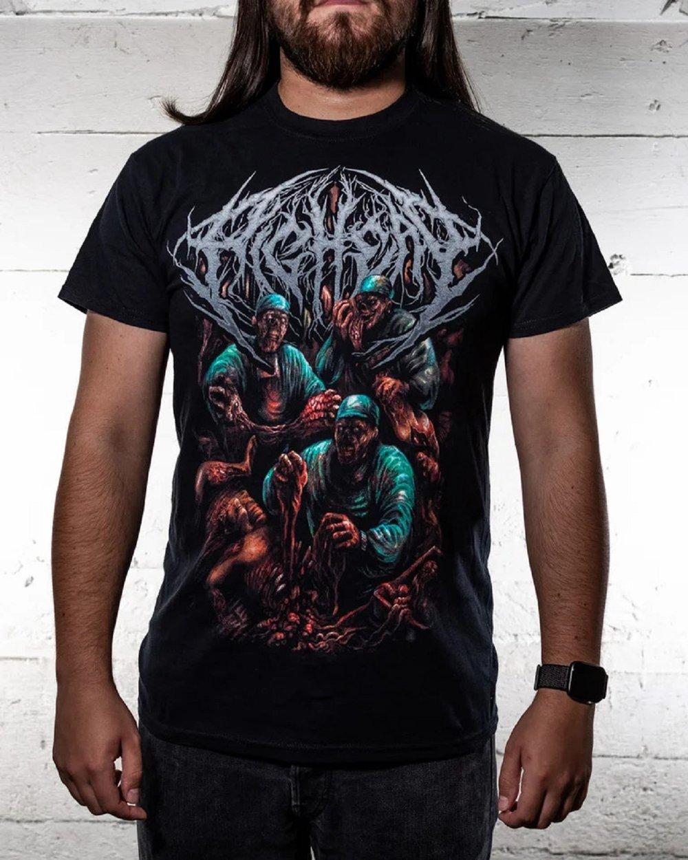 PIGHEAD - Until All Flesh Decays T-Shirt