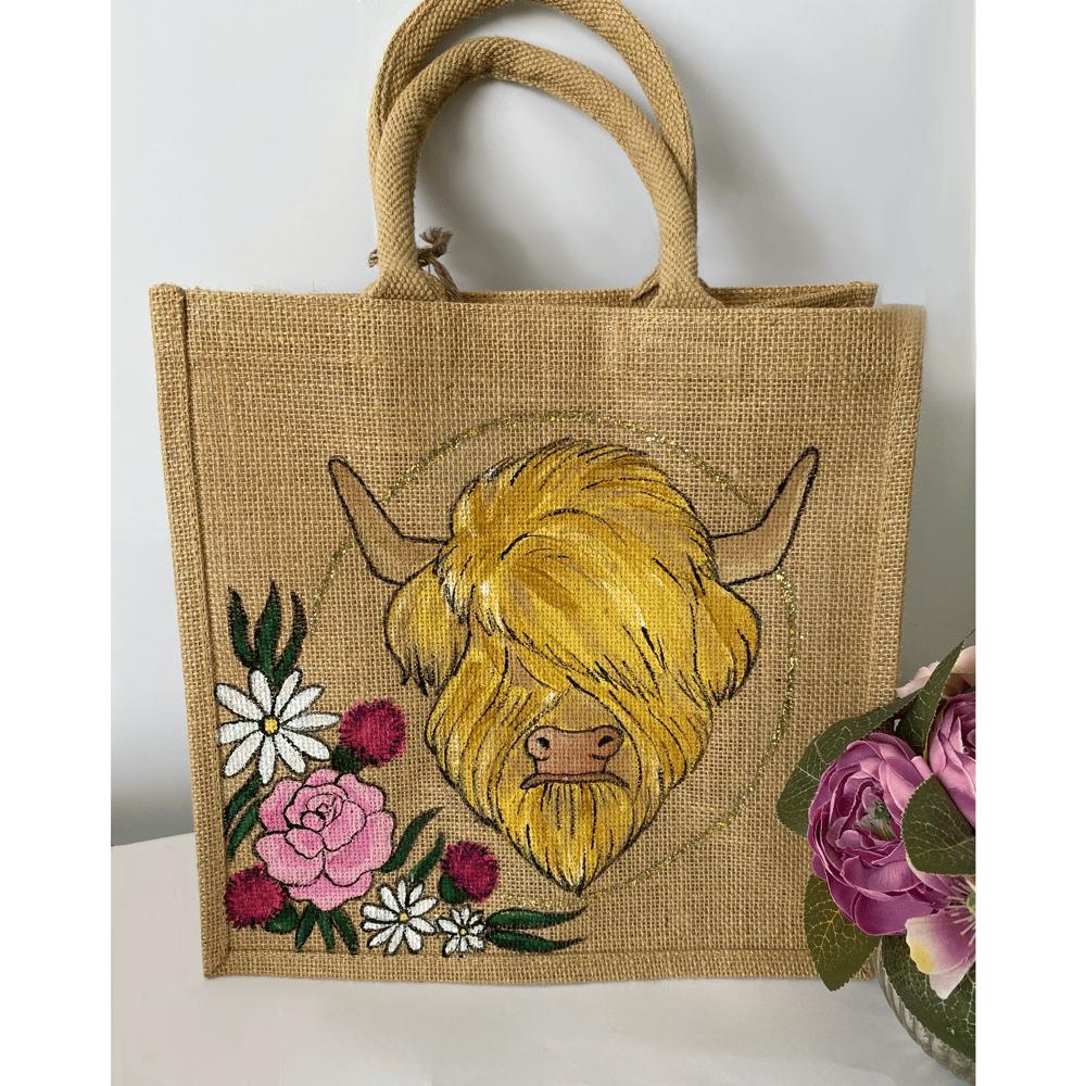 Image of Highland Cow Bag