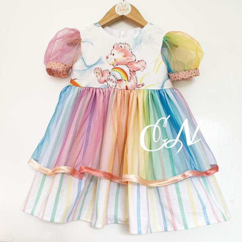 Image of Care bear rainbow pre order surprise