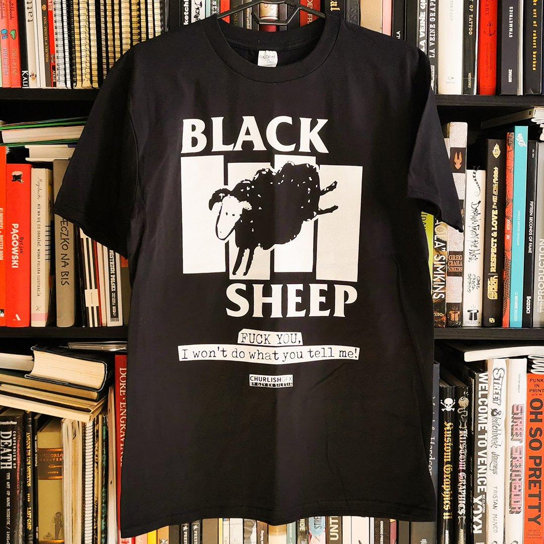 Gzy Ex Silesia - Black Sheep - T shirt