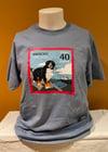 40th Anniversary Unisex Crew Neck Short-Sleeve T-Shirt