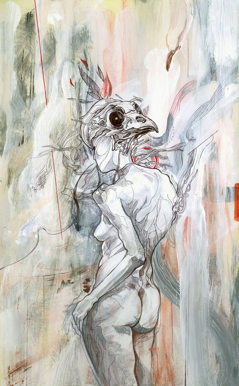 Image of Suffuse: White (limited ed. print)