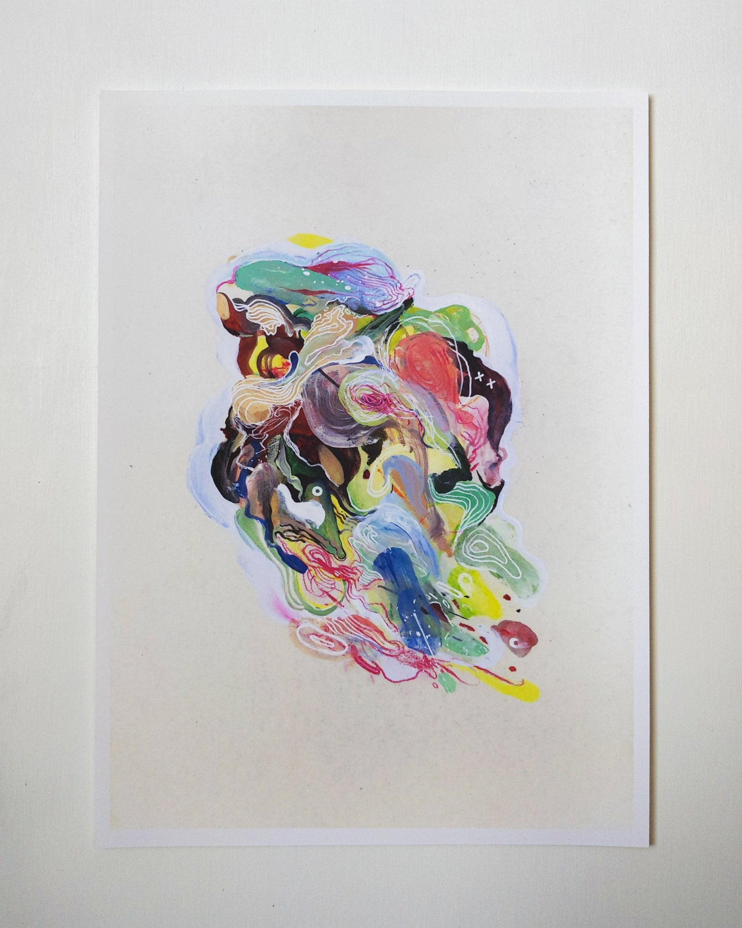 Image of Golden (limited ed. print)