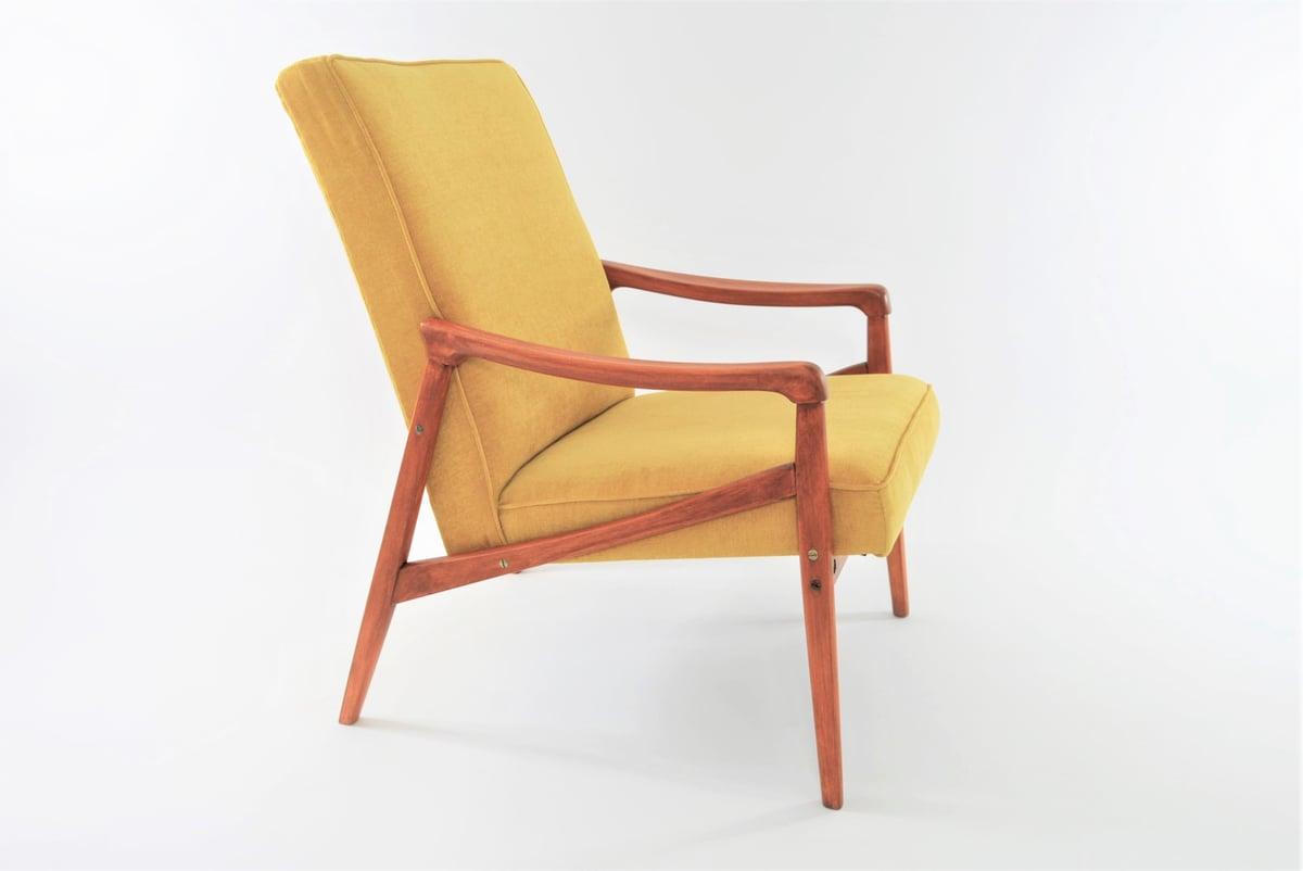Image of Fauteuil PEN jaune