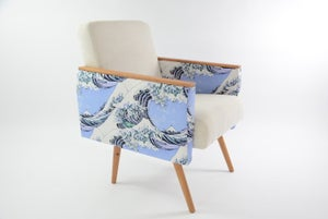 Image of Fauteuils carrés Kanagawa