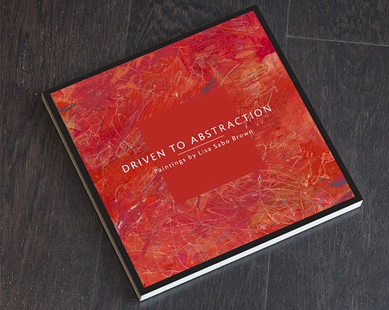 Image of Driven to Abstraction Art Book