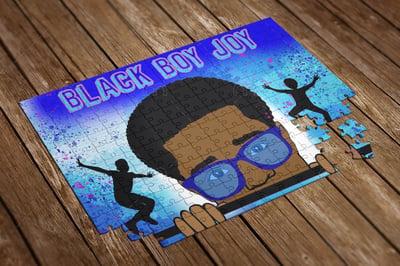 Image of Black Boy Joy