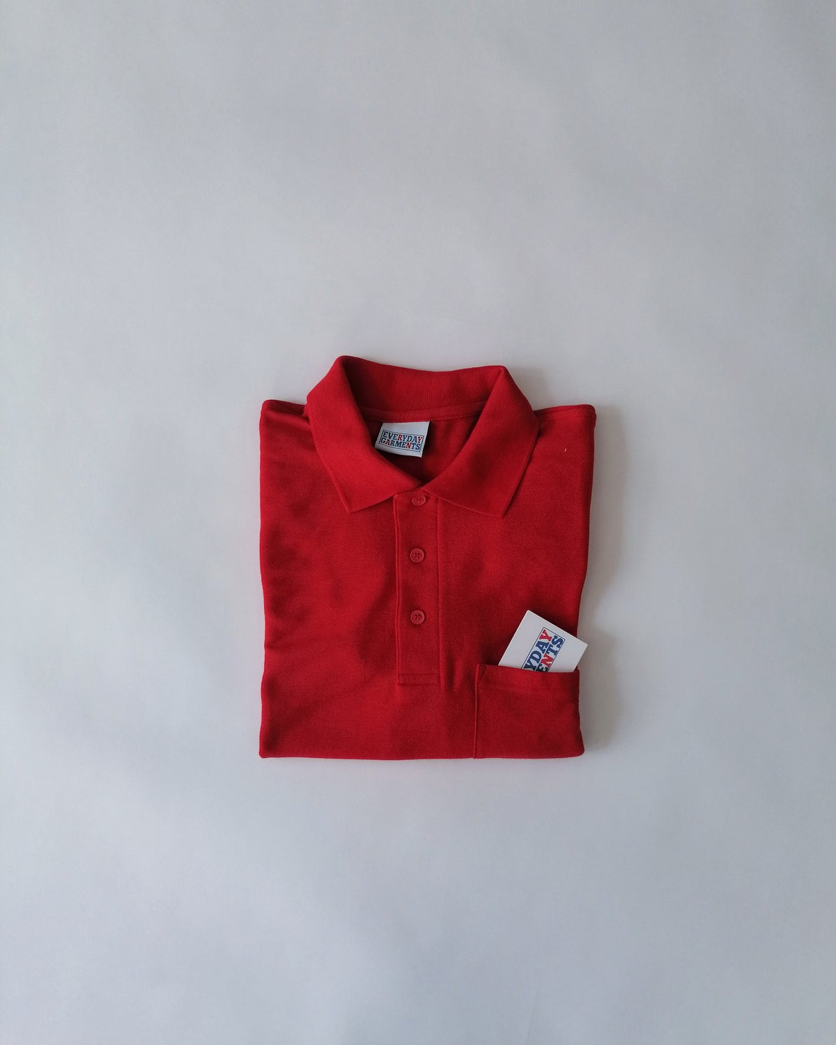 Image of EVERYDAY GARMENTS POCKET POLOS