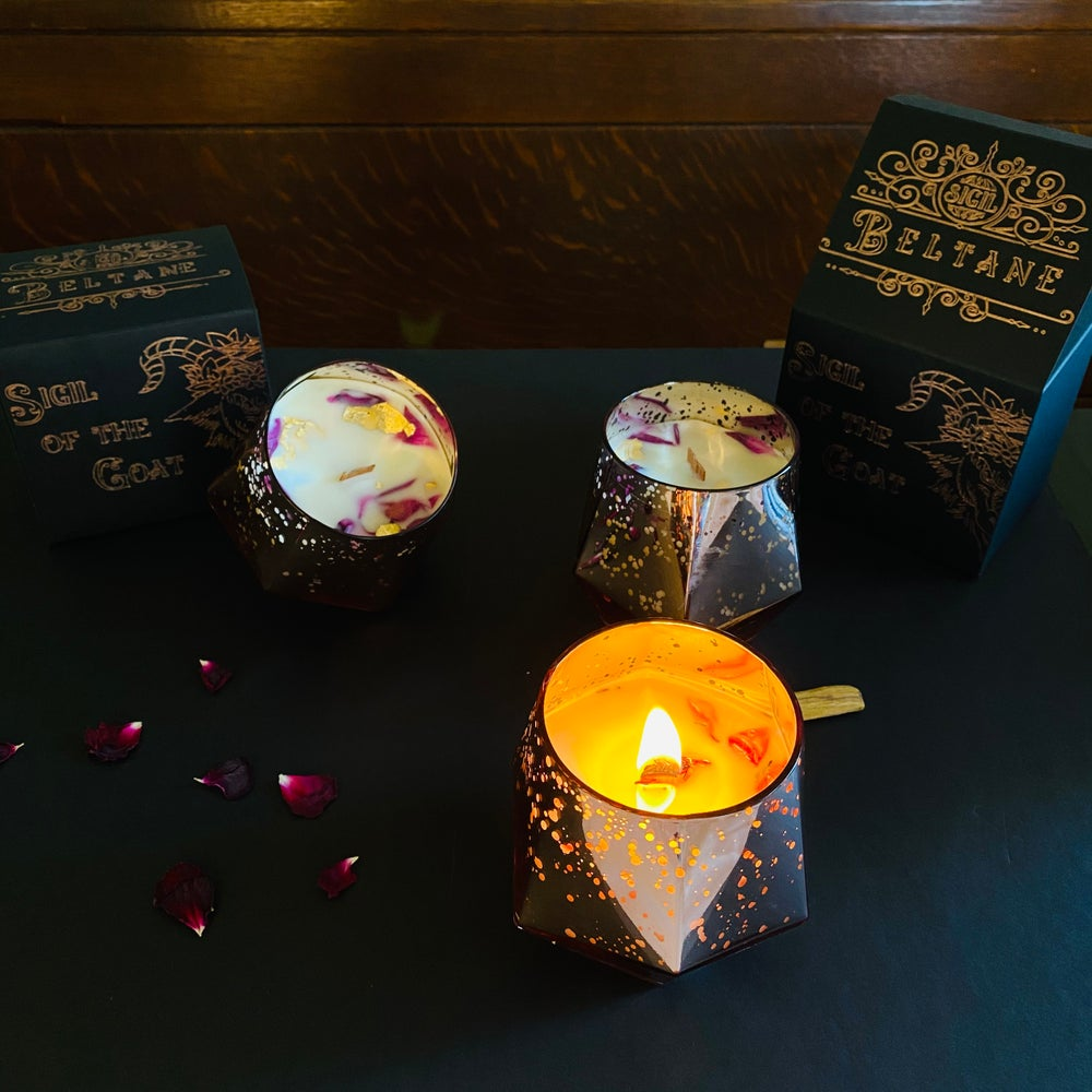 Image of Special Edition Beltane Candle