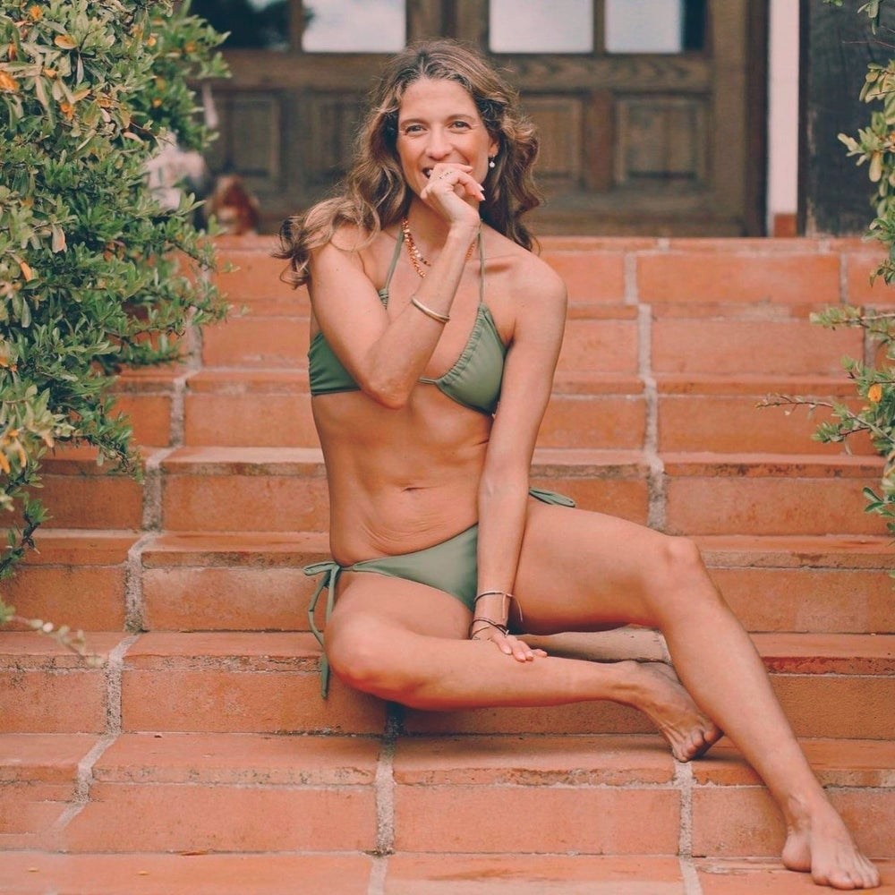Image of Bikini Minimal Verde