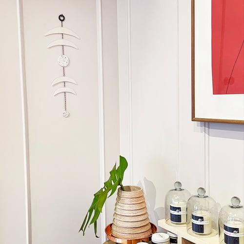 Image of BONNE PHASE Ceramic Wall Hanging