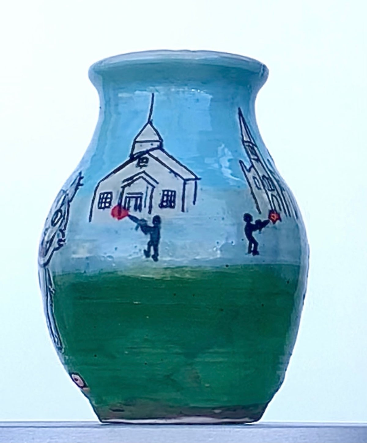 """Distractions"" Vase"