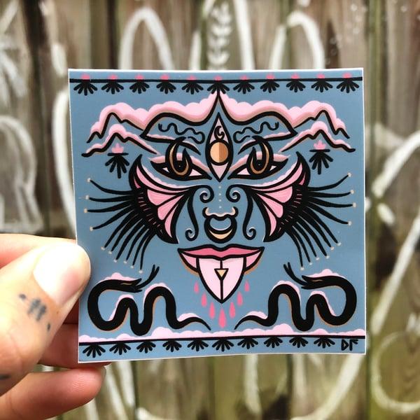 Image of Kali Ma sticker!