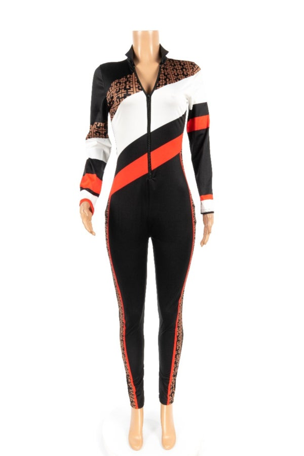 Image of Personality Jumpsuit