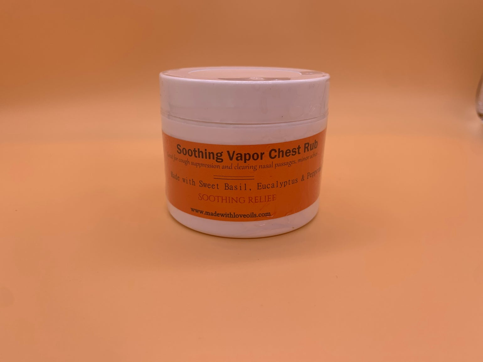 Image of Soothing Vapor Chest Rub
