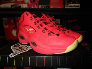 "Image of Reebok Question Mid ""Hot Ones"""
